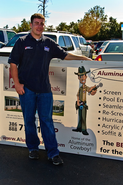 Clint from Aluminum Service Professionals
