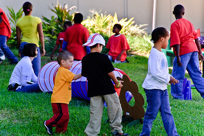 Children Playing at 2009 Deltona Days