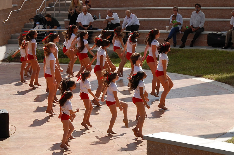 Kemper Dance Studio Performs